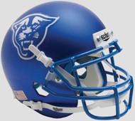 Georgia State Panthers Alternate Matte Blue Schutt Mini Authentic Helmet