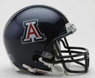 ARIZONA WILDCATS RIDDELL REPLICA MINI FOOTBALL HELMET