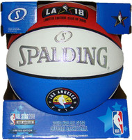 Spalding NBA 2018 ALL-STAR Game Limited Edition Money Ball Basketball