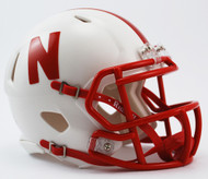 Nebraska Cornhuskers Revolution SPEED Mini Helmet