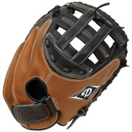Diamond Fast Pitch Softball Catcher's Mitt for Right Handed Thrower