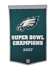 NFL Philadelphia Eagles Super Bowl Dynasty Banner