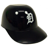 Detroit Tigers MLB 8 oz Snack Size / Ice Cream Mini Baseball Helmets - Quantity 6 (Ice-Cream-6-Nationals)
