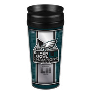 Philadelphia Eagles Super Bowl Champions 14 oz. Tumbler Travel Mug