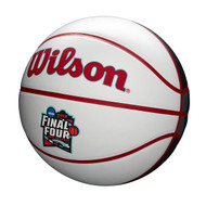 NCAA 2018 FINAL FOUR MARCH MADNESS OFFICIAL AUTOGRAPH LOGO BASKETBALL