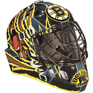 Boston Bruins NHL Mini Hockey Goalie Mask