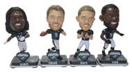 NFL Philadelphia Eagles Super Bowl LII Champions Mini Bobbleheads 4-pack Set