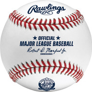 Los Angeles Dodgers 60th Anniversary Commemorative MLB Official Baseball in Box