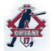 "SHOHEI OHTANI ""LONGBALL"" FANPATCH MLB Collectible Patch"