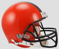 Cleveland Browns 2015 Riddell Full Size Authentic Proline Helmet