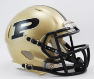 Purdue Boilermakers NCAA Revolution SPEED Mini Helmet