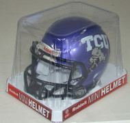 TCU Horned Frogs NCAA Revolution SPEED Mini Helmet