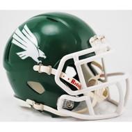 North Texas Mean Green NCAA Riddell SPEED Mini Helmet