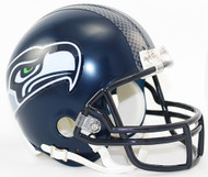 Seattle Seahawks Riddell Mini Helmet