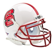 North Carolina NC State Wolfpack Schutt Mini Authentic Helmet