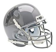 Washington State Cougars Alternate All Gray Schutt Mini Authentic Helmet