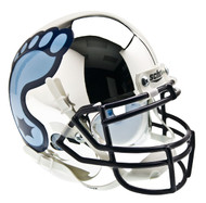 North Carolina Tar Heels Alternate Chrome Schutt Mini Authentic Helmet