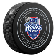 2014 Winter Classic Sherwood Official NHL Game Puck