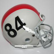 Ohio State Buckeyes 1964-65 Schutt Throwback Mini Authentic Helmet