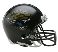 Jacksonville Jaguars 1995-2012 Throwback Riddell Mini Helmet
