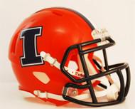 Illinois Illini NCAA Riddell SPEED Mini Helmet