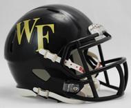 Wake Forest Demon Deacon NCAA Revolution SPEED Mini Helmet