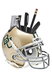 Baylor Bears Mini Helmet Desk Caddy by Schutt