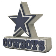 Dallas Cowboys 3D Fan Foam Logo Sign