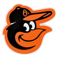 Baltimore Orioles 3D Fan Foam Logo Sign