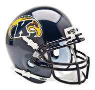 Kent State Golden Flashes Schutt Mini Authentic Helmet