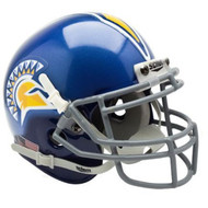 San Jose State Spartans Schutt Mini Authentic Helmet