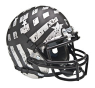 South Florida Bulls Alternate Wounded Warrior AquaTech Schutt Mini Authentic Helmet