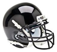 Army Black Nights Alternate Black Schutt Mini Authentic Helmet