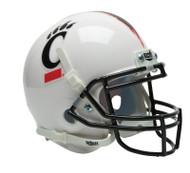 Cincinnati Bearcats Alternate WHITE Schutt Mini Authentic Helmet