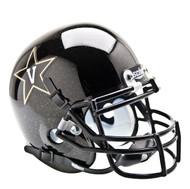 Vanderbilt Commodores Alternate Black Schutt Mini Authentic Helmet