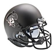 Oklahoma State Cowboys Black Matte Pistol Pete Schutt Mini Authentic Helmet