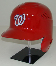 Washington Nationals Red Home Rawlings Coolflo LEC Full Size Baseball Batting Helmet