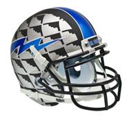 Air Force Falcons Alternate B2 Bomber Schutt Mini Authentic Helmet