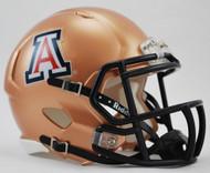 Arizona Wildcats (Copper) Revolution SPEED Mini Helmet