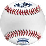 Dozen MLB Hall of Fame Rawlings Official Baseballs