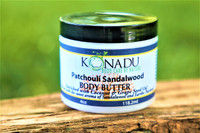 Patchouli Sandalwood Body Butter