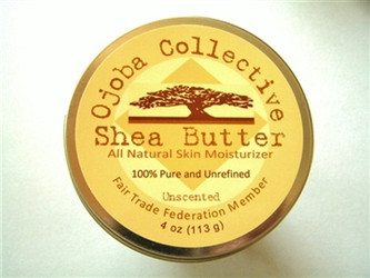 4 oz Shea Butter Tin (Free shipping on 2 or more tins!)