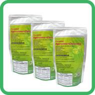 (BUY 3 GET 2 FREE) Biophyto Formosa 2in1 Spirulina(50%)+Chlorella(50%) x 3 bags (750g bundle)+ GET 2 bags FREE (500g bundle). Total in 5 bags