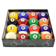 Crest Economy Billiard Ball Set