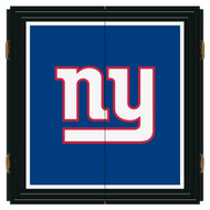 New York Giants Extreme Fan Dart Cabinet Set
