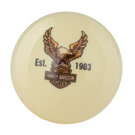 H-D® Bar & Shield Eagle Cue Ball