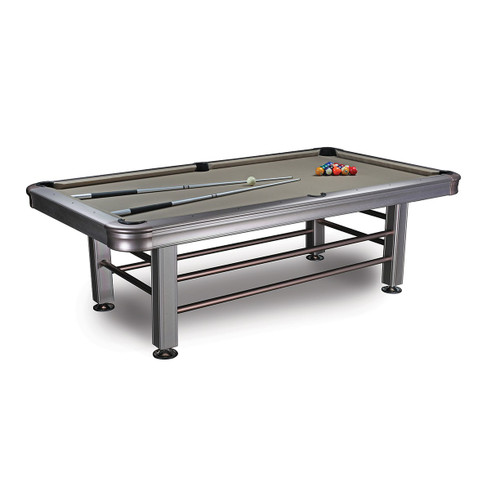 8ft. Outdoor Pool Table