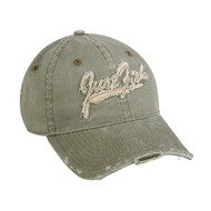 Outdoor Just Fish Cap, Olive [Sports]