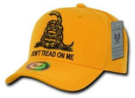 A02 - Don't Tread On Me Cap-yellow