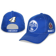 NASCAR Adult Uniform Drivers Racing Hat / Cap (#4 Kevin Harvick)
